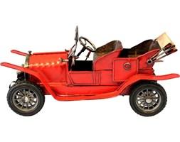 Replika auta czerwona, 27x11x14 cm