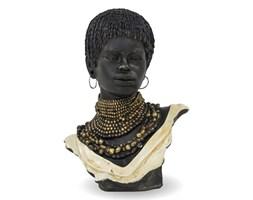 EGEBE popiersie, Afroamerykanin, wys. 36 cm