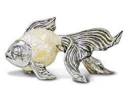 RYBA dekoracja, figurka z masą perłową, 12x24x13 cm
