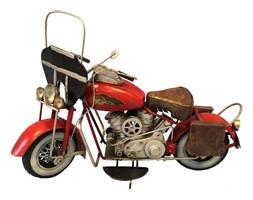 Replika motoru z torbą, 33x24x13 cm