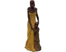 AFRYKANKA Z DZIECKIEM duża figura do postawienia, wys. 100 cm