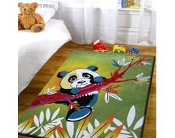Dywan Bambi 02 Panda - zielony z Atestem