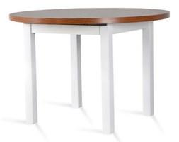 Stół okragły rozkładany do 145cm - śr. 110cm