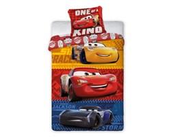 Pościel dziecięca 160x200 Cars Auta McQueen Faro