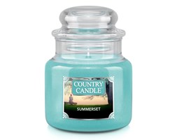 Country Candle - Summerset - Mały słoik (104g)