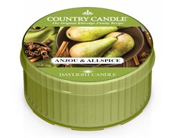 Country Candle - Anjou & Allspice - Daylight (35g)