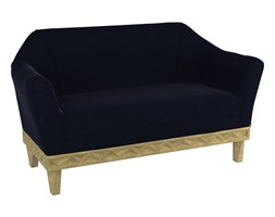 Sofa DUCHESS ASH Blue