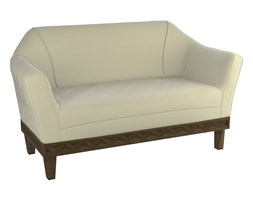 Sofa DUCHESS WHITE
