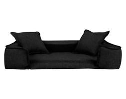 2639eb38383973 Czarne legowisko dla psa z 2 poduszkami dekoracyjnymi Marendog Zen