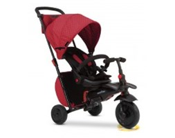 Smart Trike Folding Trike 700 8w1 Czerwony