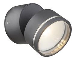 Lampa zewnętrzna ścienna LED LISSY Globo styl nowoczesny aluminium tworzywo sztuczne antracyt 34301