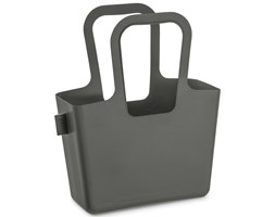 Wielofunkcyjna torba na zakupy, plażę TASCHELINO - kolor ciemno szary, KOZIOL