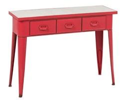 Konsola, biurko Red White, drewno 83,5x110x36,5 cm (JL87955)