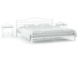 łóżka Metalowe Kute Białe Pomysły Inspiracje Z Homebook