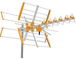 Antena Opticum Sparta Combo VHF-UHF MUX 8 lte