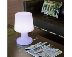 CARMEN-Lampa przenośna zewnętrzna RGB akumulatorowa Wys.30cm