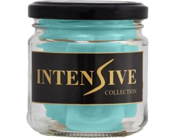 INTENSIVE COLLECTION Scented Wax In Jar S2 wosk zapachowy w słoiku - Brownie