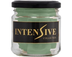 INTENSIVE COLLECTION Scented Wax In Jar S2 wosk zapachowy w słoiku - Apple Cocoa Crumble