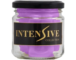 INTENSIVE COLLECTION Scented Wax In Jar S2 wosk zapachowy w słoiku - Cosy Lavender