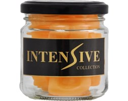 INTENSIVE COLLECTION Scented Wax In Jar S2 wosk zapachowy w słoiku - Sugar Cookies