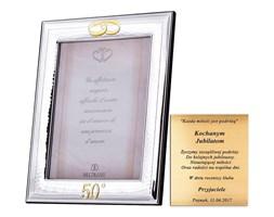 Prezent na rocznicę ślubu ramka na zdjęcie