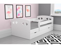 Łóżko JULIA 180x80 białe