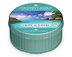 Country Candle, Tropical Waters, świeca zapachowa daylight, 1 knot