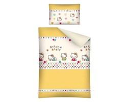 Detexpol, Hello Kitty, Pościel niemowlęca, 100x135 cm