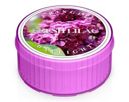 Kringle Candle, Fresh Lilac, świeca zapachowa daylight, 1 knot