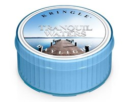 Kringle Candle, Tranquil Waters, świeca zapachowa daylight, 1 knot