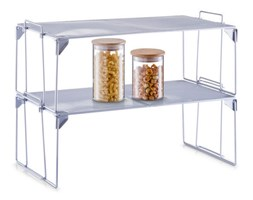 Półki Kuchenne Metalowe Wyposażenie Wnętrz Homebook