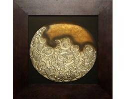 Obraz, rękodzieło, rzeźba, 80x80x6 cm
