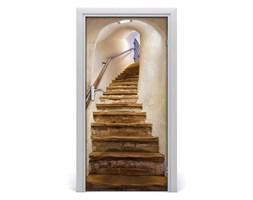 Fototapeta samoprzylepna na drzwi Schody w zamku
