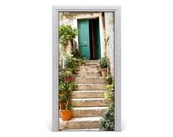 Fototapeta samoprzylepna na drzwi Stare schody