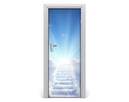 Fototapeta samoprzylepna na drzwi Schody do nieba