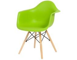Krzesło Designerskie PALERMO zielone