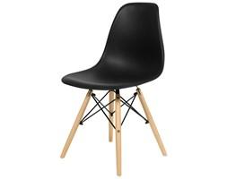 Krzesło Designerskie SAN MARINO czarne