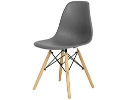 Krzesło Designerskie SAN MARINO grafitowy