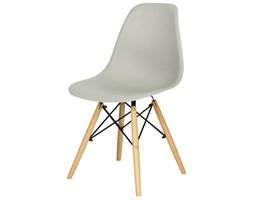 Krzesło Designerskie SAN MARINO szare