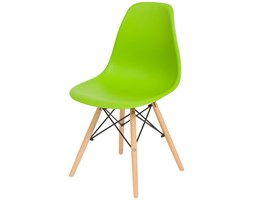 Krzesło Designerskie SAN MARINO zielone