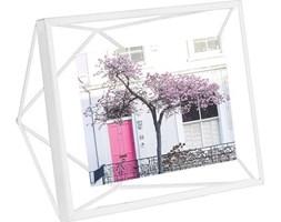 Ramka na zdjęcia Prisma 10 x 15 cm biała