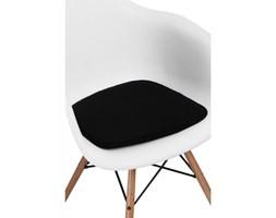 Poduszka na krzesło Arm Chair czarna kod: 5902385702652