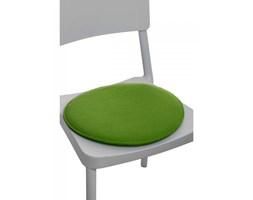 Poduszka na krzesło okrągła zielona_jasn kod: 5902385702362