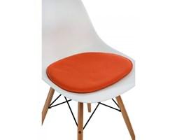 Poduszka na krzesło Side Chair pomarańcz kod: 5902385708593