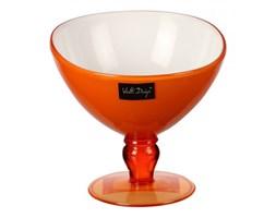 Pucharek deserowy 180 ml pomarańczowy Livio kod: 21747