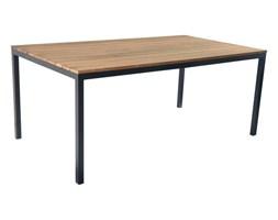 Stół obiadowy 180x100x75 cm Miloo Home Maui brązowy kod: ML5829