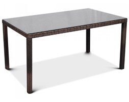 Stół z technorattanu Venecja : Kolor - Modern Brown kod: BK-003994