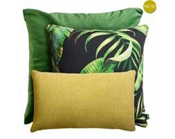 Zielono-żółty zestaw poduszek dekoracyjnych Bali