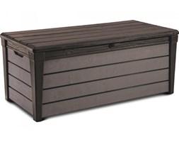 Skrzynia ogrodowa 455l Keter Brushwood brąz kod: BK-001401