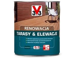 V33 OLEJ RENOWACYJNY TARASY I ELEWACJE SZARY TAUPE 2.5L